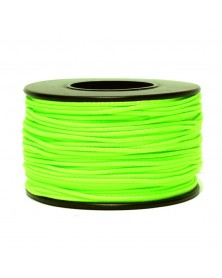 Micro Cord Neon Green 1.18mm 125 ft Made in USA