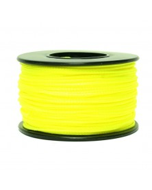Micro Cord Neon Yellow 1.18mm 125 ft Made in USA