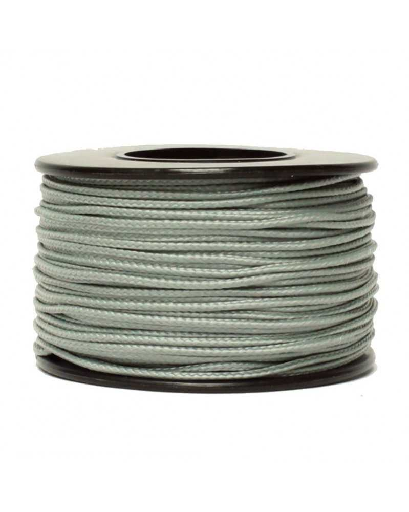 Micro Cord Grey 1.18mm 125 ft Made in USA