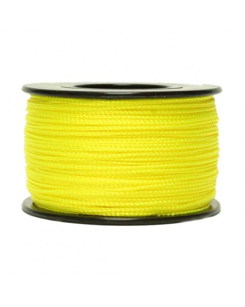 Nano Cord Neon Yellow .75mm 300 ft Made in USA