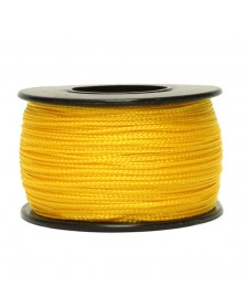 Nano Cord Yellow Golden .75mm 300 ft Made in USA