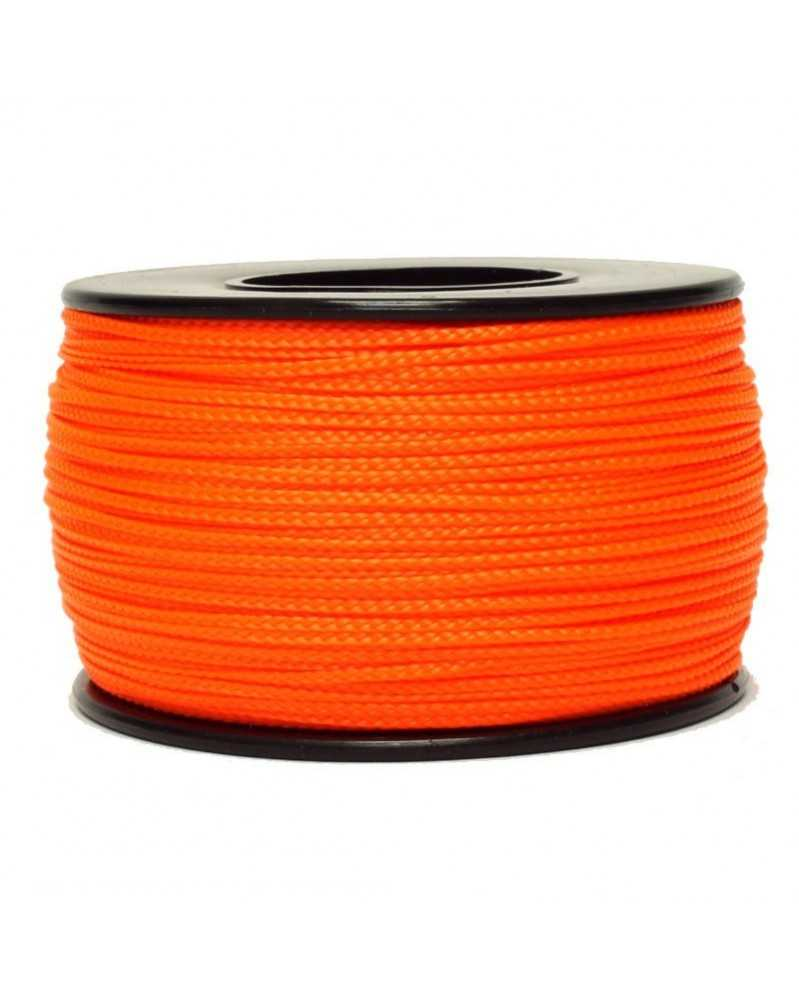 Nano Cord Neon Orange .75mm 300 ft Made in USA