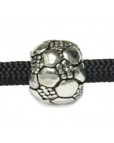 10 PACK - Soccer Ball Bead