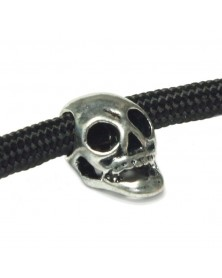 Alien Skull Bead for Paracord