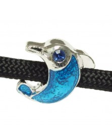 Single Charm Blue Dolphin