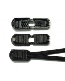 Zipper Pull/Cord-End for Paracord