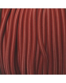 "3/16"" Crimson Bungee Cord (Shock Cord) Marine Grade Made in USA"