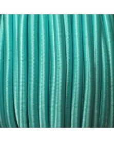 "1/8"" Shock / Bungee Cord Turquoise Made in USA"