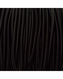 "1/8"" Black Shock Cord USA Made"