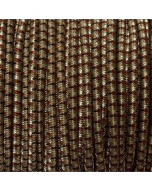 "1/8"" Desert Camo Cord (Shock Cord) Marine Grade Made in USA"
