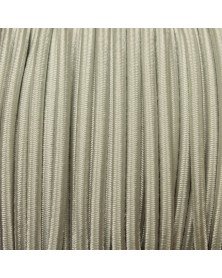 "1/8"" Silver Bungee Cord (Shock Cord) Marine Grade Made in USA"