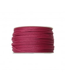 Micro Cord Fuschia Made in USA