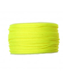 Micro Cord Neon Yellow Made in USA