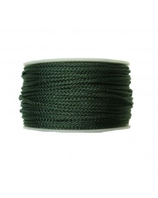 Micro Cord Dark Green Made in USA