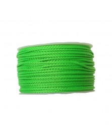 Micro Cord Neon Green Made in USA
