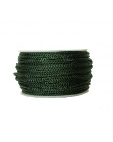 Micro Cord Emerald Green Made in USA
