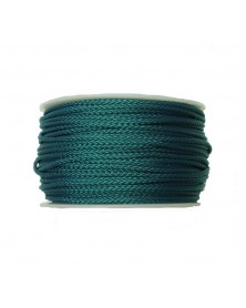 Micro Cord Teal Made in USA