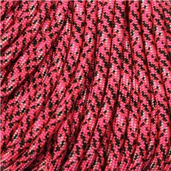 550 Paracord Tsunami Hot Pink Made in USA