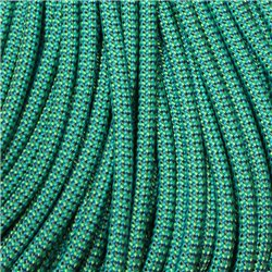 550 Paracord Tsunami Green Made in USA