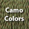 550 paracord camo colors