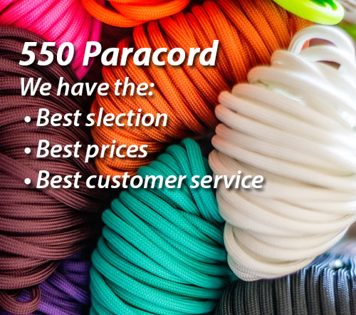 550 paracord from US manafucturers