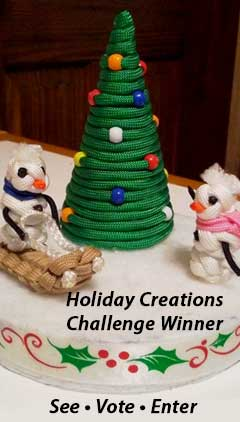 paracord holiday ideas contest