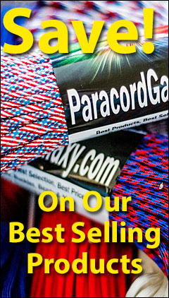 paracord on sale