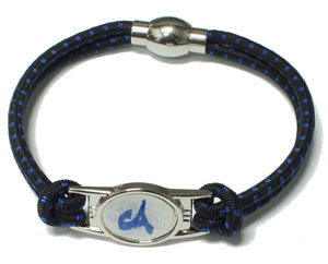 Easy Bungee Bracelet with Charm