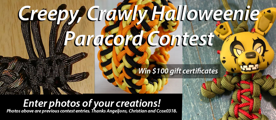 paracord galaxy contest
