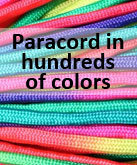 paracord in hundreds of colors