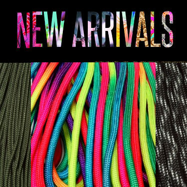 new paracord colors