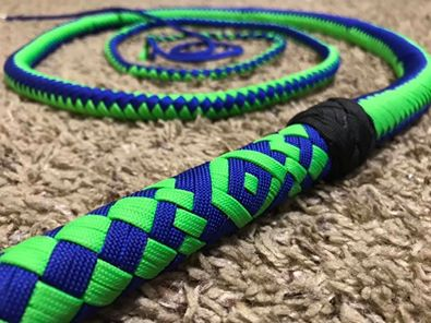 paracord whip